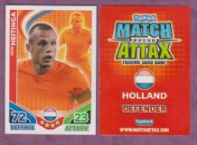 Holland John Heitinga Everton 118